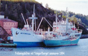 telegrafberget 1994